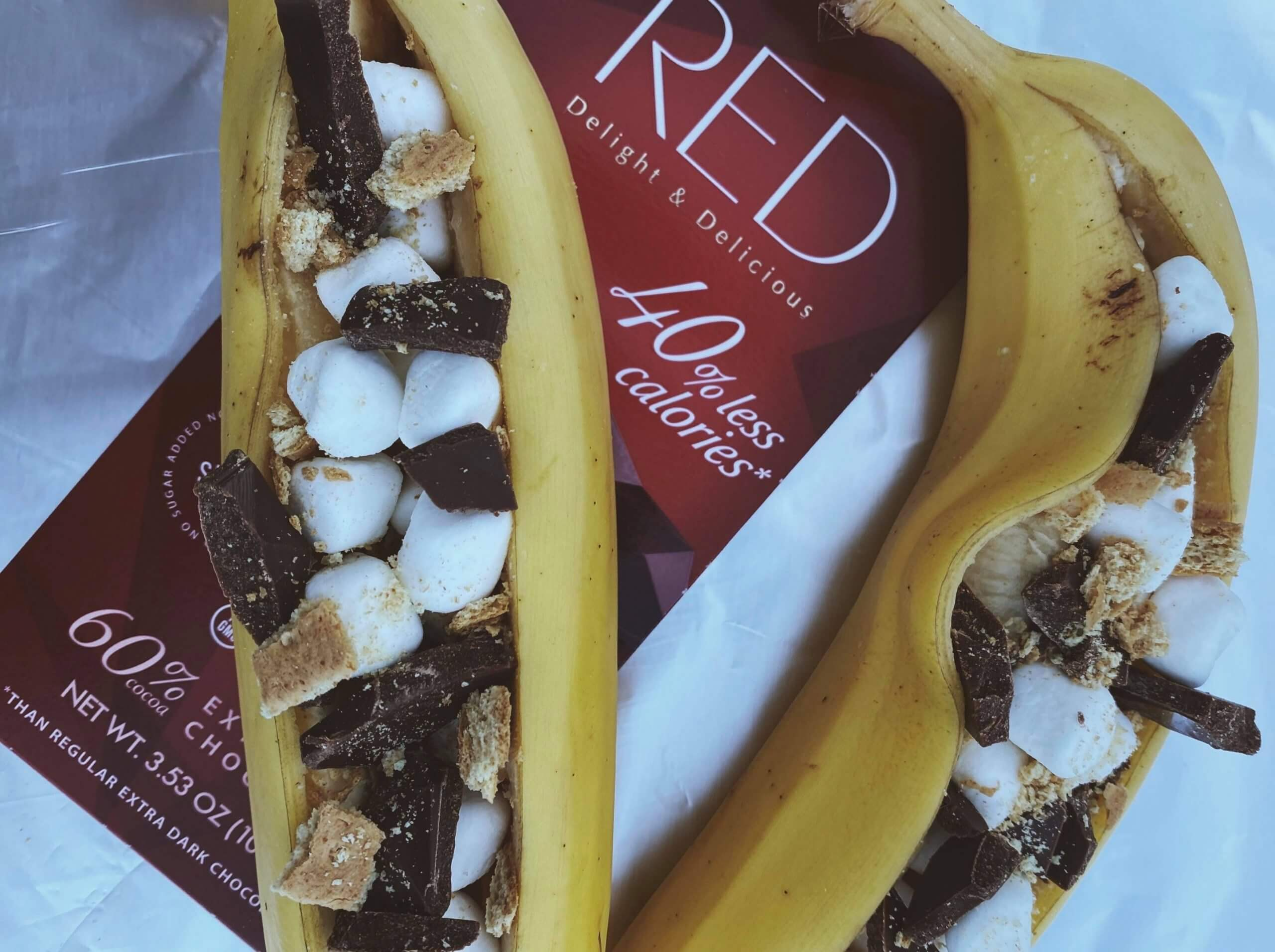 RED S'more-nanas