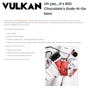 Summer reviews Vulkan magazine