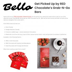 Bello magazine summer reviews